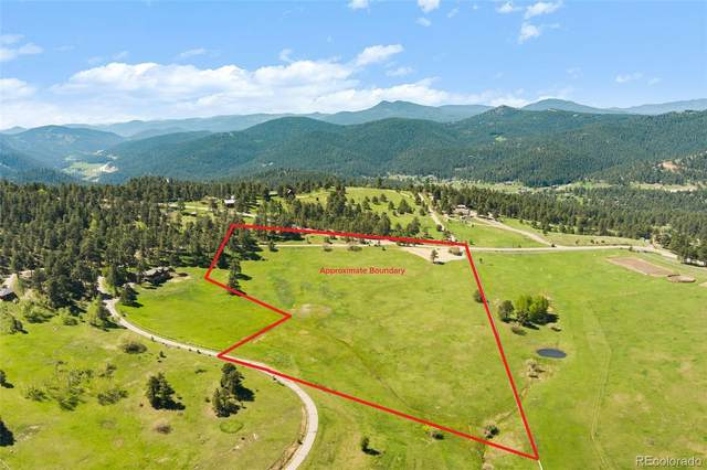 21761 Falcon Wing Road, Indian Hills, CO 80454 (#9349116) :: Re/Max Structure