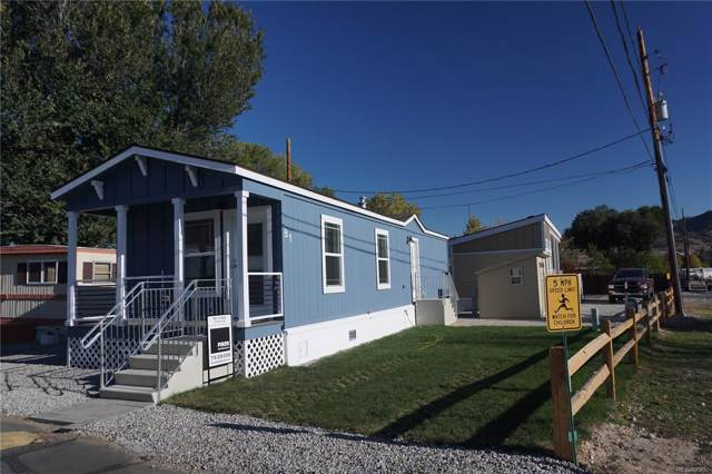 910 J Street B-1, Salida, CO 81201 (MLS #9349624) :: 8z Real Estate