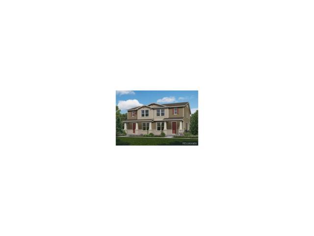 21940 E Quincy Place, Aurora, CO 80015 (#9349625) :: Colorado Home Realty