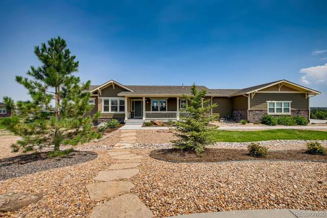 178 Sheldon Avenue, Castle Rock, CO 80104 (MLS #9349707) :: 8z Real Estate