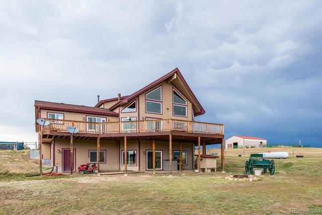 22500 Cow Circle, Kiowa, CO 80117 (#9349828) :: The HomeSmiths Team - Keller Williams