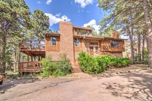 1580 Fawnwood Road, Monument, CO 80132 (#9350060) :: The City and Mountains Group
