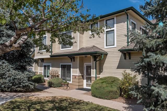 8707 E Florida Avenue #407, Denver, CO 80247 (MLS #9350287) :: 8z Real Estate