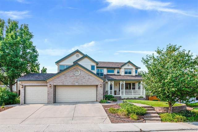 6390 Ashburn Lane, Highlands Ranch, CO 80130 (#9350480) :: Arnie Stein Team | RE/MAX Masters Millennium