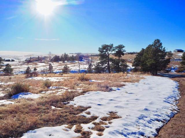 836 Pinewicket Way, Parker, CO 80138 (#9350535) :: 5281 Exclusive Homes Realty