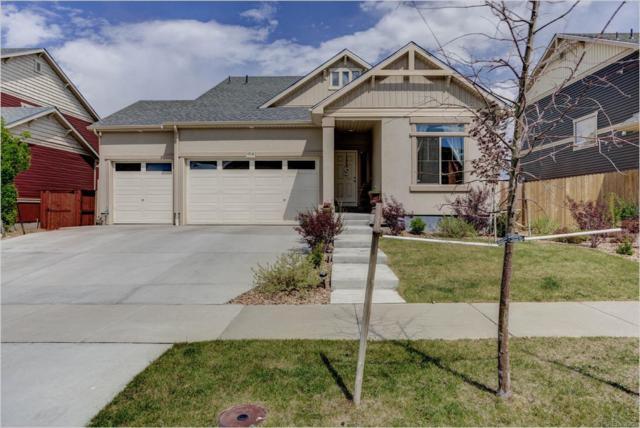 4918 S Addison Way, Aurora, CO 80016 (MLS #9350615) :: 8z Real Estate