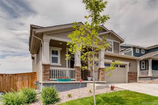 17041 E 95th Place, Commerce City, CO 80022 (MLS #9351077) :: Find Colorado