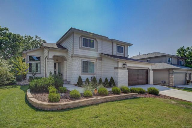 6536 Millstone Street, Highlands Ranch, CO 80130 (#9351592) :: The HomeSmiths Team - Keller Williams