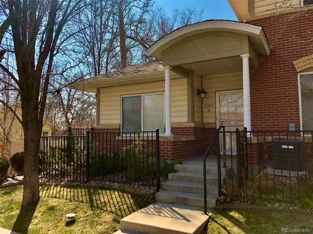 7387 Lowell Boulevard A, Westminster, CO 80030 (#9351941) :: Bring Home Denver with Keller Williams Downtown Realty LLC