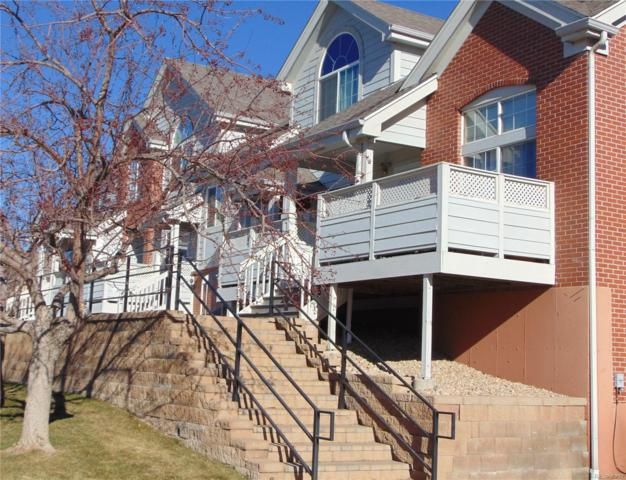 16901 E Warren Place C, Aurora, CO 80013 (#9352052) :: The Peak Properties Group