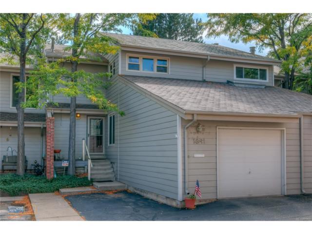 1591 Bradley Drive, Boulder, CO 80305 (#9352083) :: The Peak Properties Group
