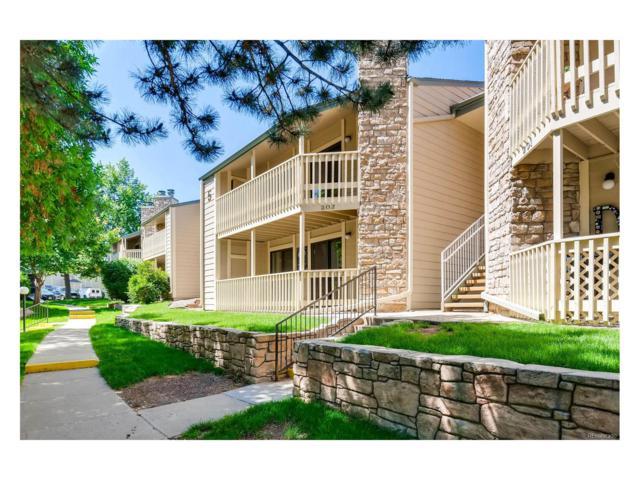 8335 Fairmount Drive 5-102, Denver, CO 80247 (MLS #9352512) :: 8z Real Estate