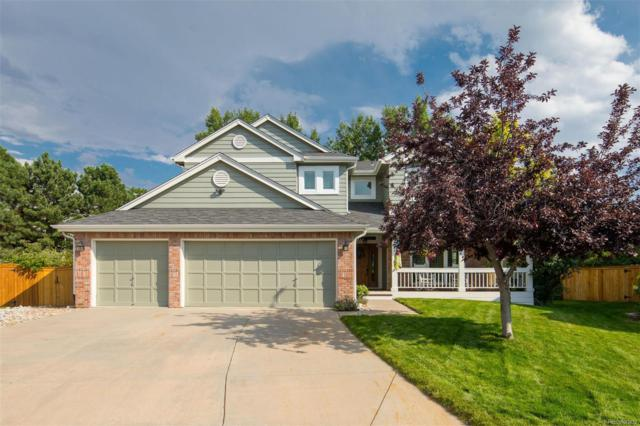 2328 Millcreek Place, Highlands Ranch, CO 80126 (#9352733) :: The Peak Properties Group