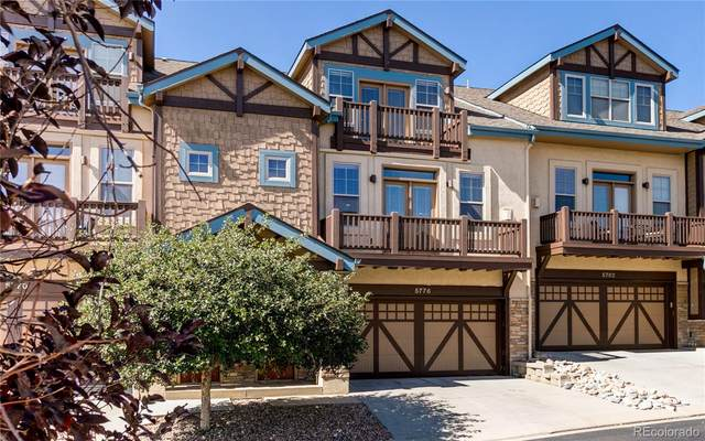 5776 Canyon Reserve Heights, Colorado Springs, CO 80919 (MLS #9353133) :: Bliss Realty Group