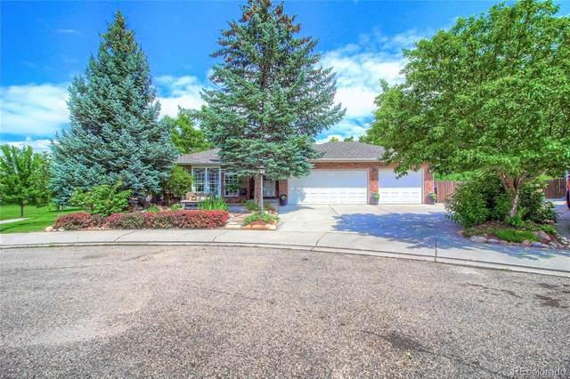 1406 Wildrose Drive, Longmont, CO 80503 (MLS #9353542) :: 8z Real Estate