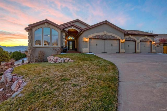 4240 Saddle Rock Road, Colorado Springs, CO 80918 (#9353913) :: Group 46:10 - Denver