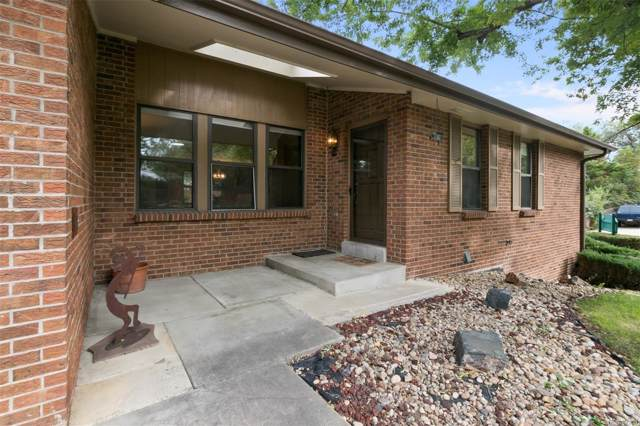 8541 W 8th Avenue, Lakewood, CO 80215 (#9354364) :: The DeGrood Team