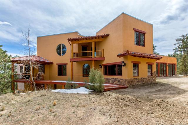 4352 County Road 72, Bailey, CO 80421 (#9354577) :: Bring Home Denver with Keller Williams Downtown Realty LLC