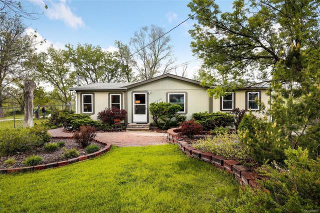 16650 Mt Vernon Road, Golden, CO 80401 (MLS #9354774) :: 8z Real Estate