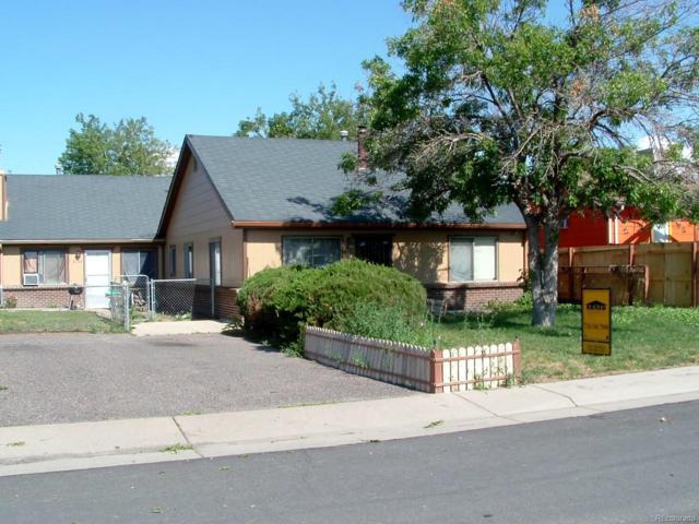 8192 Jasmine Street, Commerce City, CO 80022 (#9354854) :: The Peak Properties Group