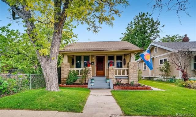 1754 S Lincoln Street, Denver, CO 80210 (MLS #9354998) :: Find Colorado
