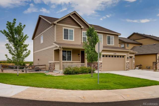 16590 Sanford Street, Mead, CO 80542 (MLS #9355118) :: Bliss Realty Group