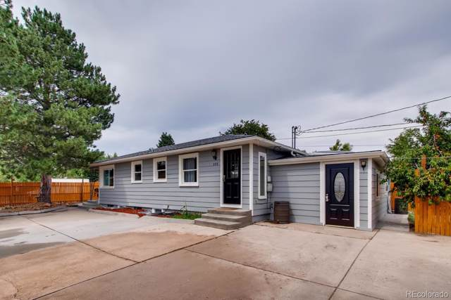 300 Stuart Street, Denver, CO 80219 (MLS #9355684) :: 8z Real Estate