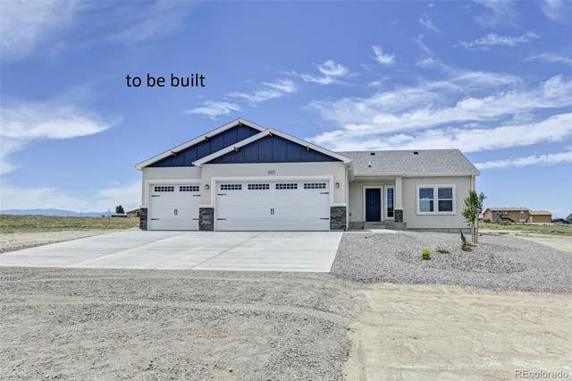 1412 N Chuckwagon Lane, Pueblo West, CO 81007 (#9355910) :: Kimberly Austin Properties