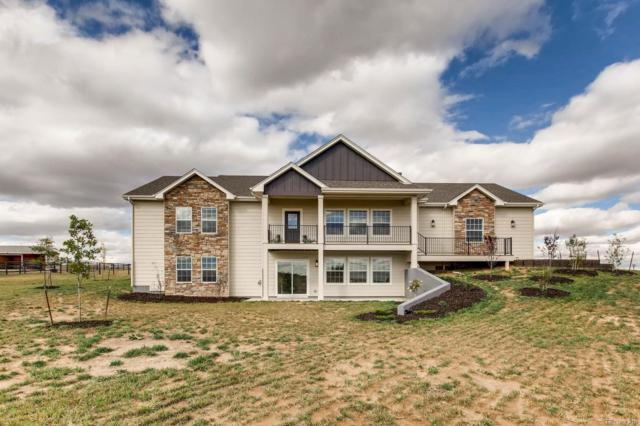 6851 Black Forest Drive, Elizabeth, CO 80107 (#9355993) :: HomeSmart Realty Group