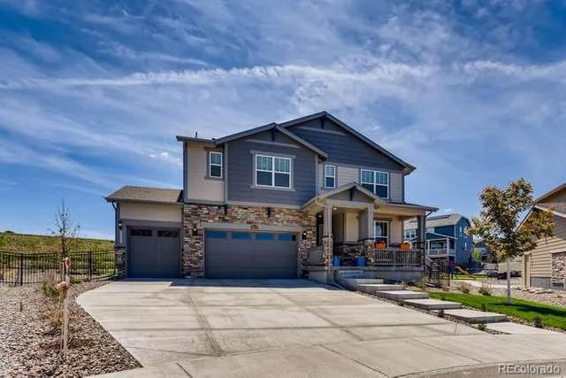 28036 E Nichols Place, Aurora, CO 80016 (MLS #9356066) :: 8z Real Estate