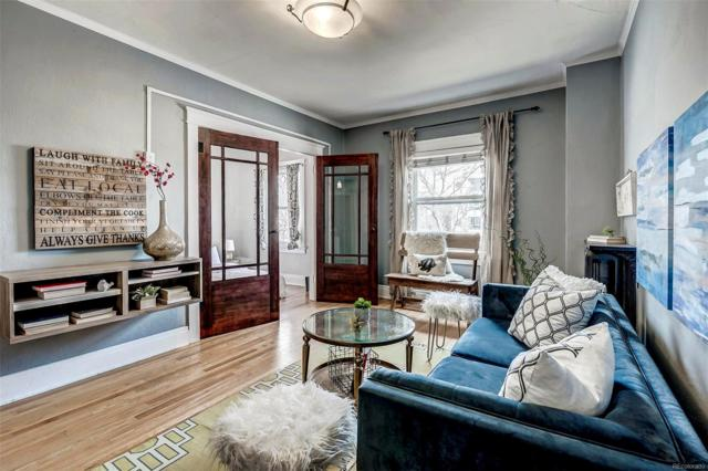 1340 N Emerson Street #10, Denver, CO 80218 (#9356223) :: 5281 Exclusive Homes Realty