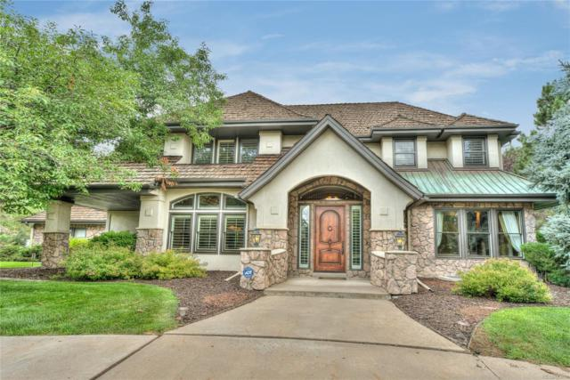 5675 Cherry Court, Greenwood Village, CO 80121 (#9356642) :: Sellstate Realty Pros