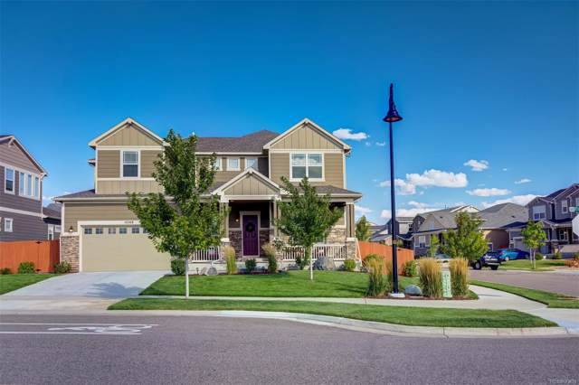 10268 Cosmopolitan Circle, Parker, CO 80134 (#9357063) :: The Galo Garrido Group