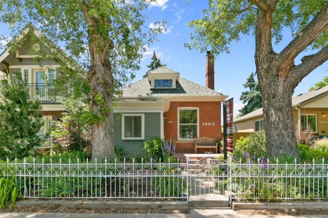 1665 S Pearl Street, Denver, CO 80210 (#9357097) :: Wisdom Real Estate