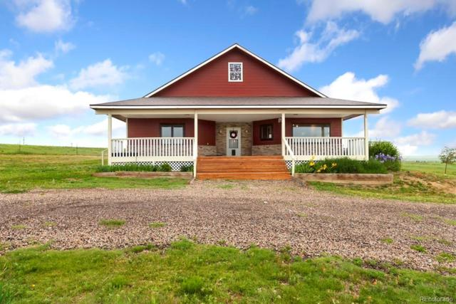 17046 N County Road 9, Wellington, CO 80549 (#9357368) :: Bring Home Denver with Keller Williams Downtown Realty LLC