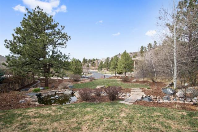 Silver Pine Drive, Castle Rock, CO 80108 (#9357414) :: The Griffith Home Team