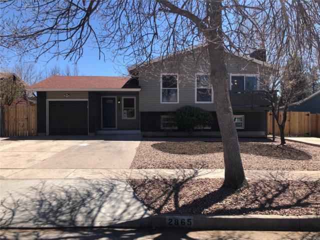 2865 Wyatt Street, Colorado Springs, CO 80916 (#9357557) :: Harling Real Estate