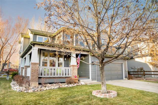 16366 Flintlock Court, Parker, CO 80134 (#9357753) :: HergGroup Denver