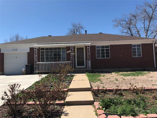 1155 S Gray Street, Lakewood, CO 80232 (#9358227) :: The Peak Properties Group