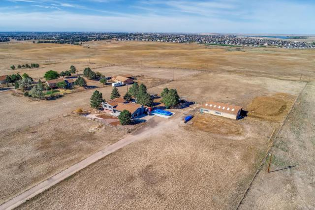 11593 Stagecoach Drive, Parker, CO 80138 (MLS #9358335) :: 8z Real Estate