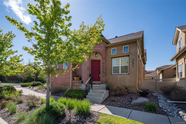 5695 Flicka Drive, Colorado Springs, CO 80924 (MLS #9358600) :: Kittle Real Estate