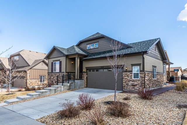 7750 S Queensburg Way, Aurora, CO 80016 (#9358934) :: Finch & Gable Real Estate Co.