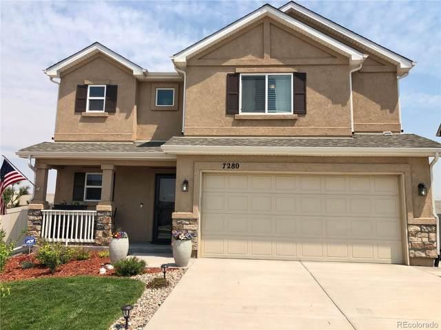 7280 Cedar Brush Court, Colorado Springs, CO 80908 (MLS #9358997) :: 8z Real Estate