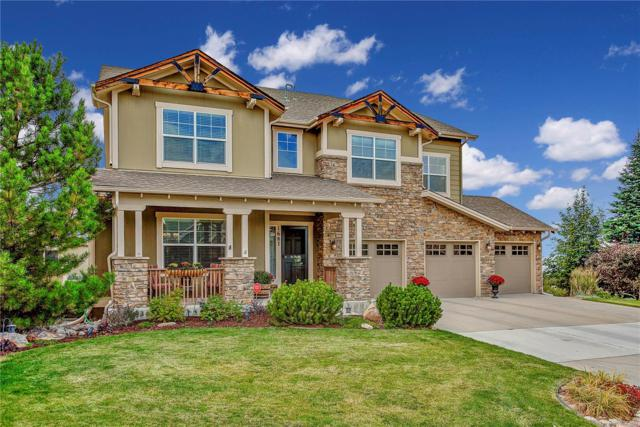 1687 Ridgetrail Court, Castle Rock, CO 80104 (#9359333) :: Compass Colorado Realty