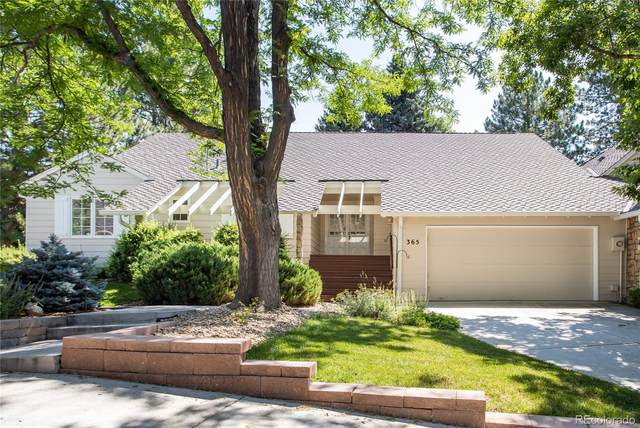 4505 S Yosemite Street #365, Denver, CO 80237 (#9359469) :: The Griffith Home Team