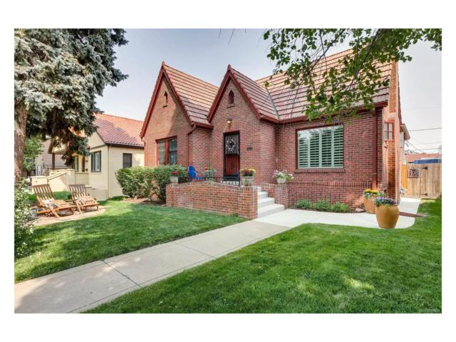 720 Harrison Street, Denver, CO 80206 (#9359552) :: Wisdom Real Estate
