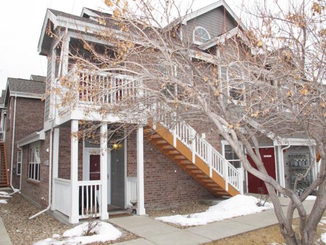 16340 E Fremont Avenue #6, Aurora, CO 80016 (MLS #9360323) :: 8z Real Estate