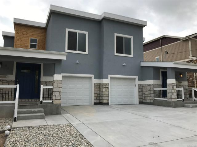 958 S Utica Street, Denver, CO 80219 (#9360639) :: Structure CO Group