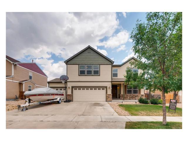 10142 Altura Street, Commerce City, CO 80022 (MLS #9360765) :: 8z Real Estate