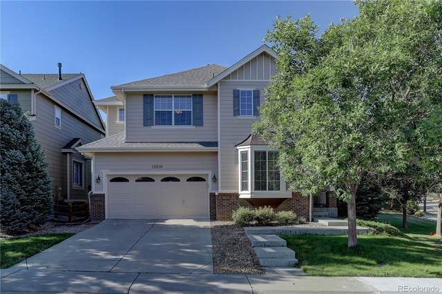 13710 E Weaver Place, Centennial, CO 80111 (#9360921) :: The Heyl Group at Keller Williams